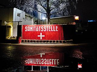 Veranstaltungen in Chemnitz - Stadtstreicher - 8 Jahre Sanitätsstelle: Wir machen dicht!
