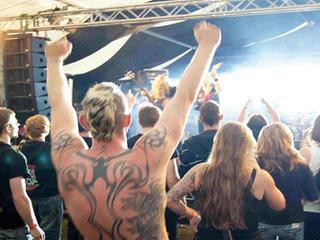 Veranstaltungen in Chemnitz - Stadtstreicher - Rock auf dem Berg