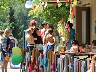 Veranstaltungen in Chemnitz - Stadtstreicher - Stauseefest mit Neptuntaufe