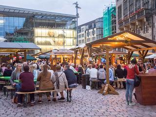 Veranstaltungen in Chemnitz - Stadtstreicher - 28. Chemnitzer Weindorf