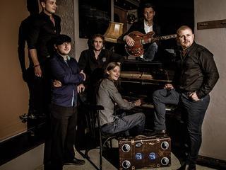 Veranstaltungen in Chemnitz - Stadtstreicher - The Latvian Blues Band