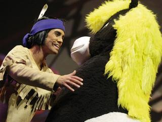 Veranstaltungen in Chemnitz - Stadtstreicher - Yakari Musical 2: Geheimnis des Lebens