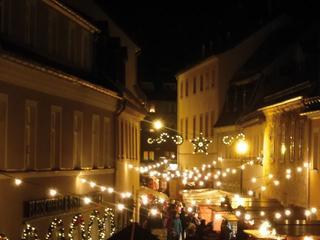 Veranstaltungen in Chemnitz - Stadtstreicher - Oederaner Weihnachtsmarkt