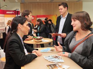 Veranstaltungen in Chemnitz - Stadtstreicher - Jobmesse Chemnitz