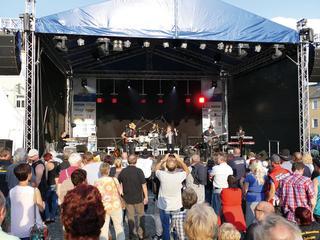 Veranstaltungen in Chemnitz - Stadtstreicher - 25. Schloss- und Schützenfest
