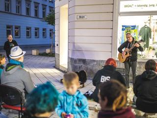 Veranstaltungen in Chemnitz - Stadtstreicher - Brühl Kiez II