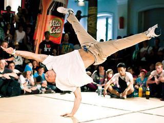 Veranstaltungen in Chemnitz - Stadtstreicher - Vita Cola Breakdance-Akademie @  Sense of Unity - Lesson 3