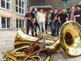 Veranstaltungen in Chemnitz - Stadtstreicher - Kammermachen XIII: Banda Internationale