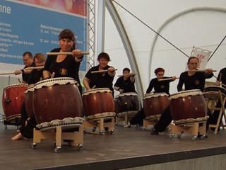 Veranstaltungen in Chemnitz - Stadtstreicher - 18. Fest der 100 Trommeln