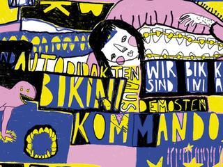 Veranstaltungen in Chemnitz - Stadtstreicher - Bikini Kommando Pop-up-Ausstellung