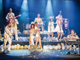 Veranstaltungen in Chemnitz - Stadtstreicher - ABBA World-Revival