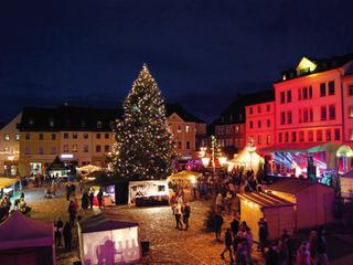 Veranstaltungen in Chemnitz - Stadtstreicher - Glauchauer Weihnachtsmarkt