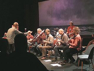 Veranstaltungen in Chemnitz - Stadtstreicher - Grenzüberschreitungen XI: Chemnitzer Improvisations Orchester