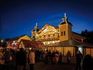 Veranstaltungen in Chemnitz - Stadtstreicher - 8. Limbacher Weihnachtspark