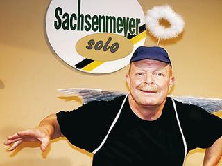 Veranstaltungen in Chemnitz - Stadtstreicher - Engel sind männlich