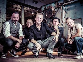 Veranstaltungen in Chemnitz - Stadtstreicher - 35 Jahre Rock`n`Roll: Boppin` B & Suffy Sand RoCats