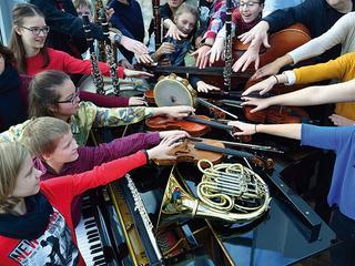 Veranstaltungen in Chemnitz - Stadtstreicher - Sommerfest der 100Mozartkinder