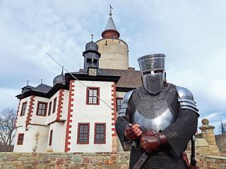 Veranstaltungen in Chemnitz - Stadtstreicher - Sommerferienprogramm: Mit welchen Waffen kämpften Ritter?