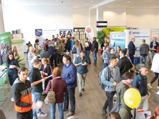 Veranstaltungen in Chemnitz - Stadtstreicher - 15. Jobmesse Chemnitz