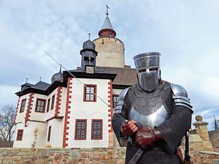Veranstaltungen in Chemnitz - Stadtstreicher - Aus dem Alltag eines Burgherren