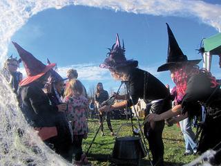 Veranstaltungen in Chemnitz - Stadtstreicher - Halloween in der Miniwelt
